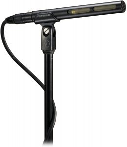 Audio-Technica AT875R Line Gradient Shotgun microphone