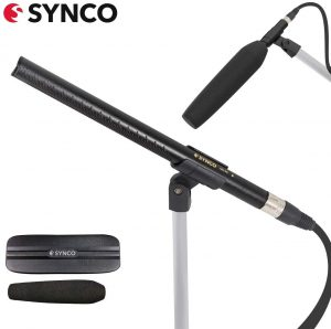 SYNCO MIC-D2 Hyper Cardioid Directional mic