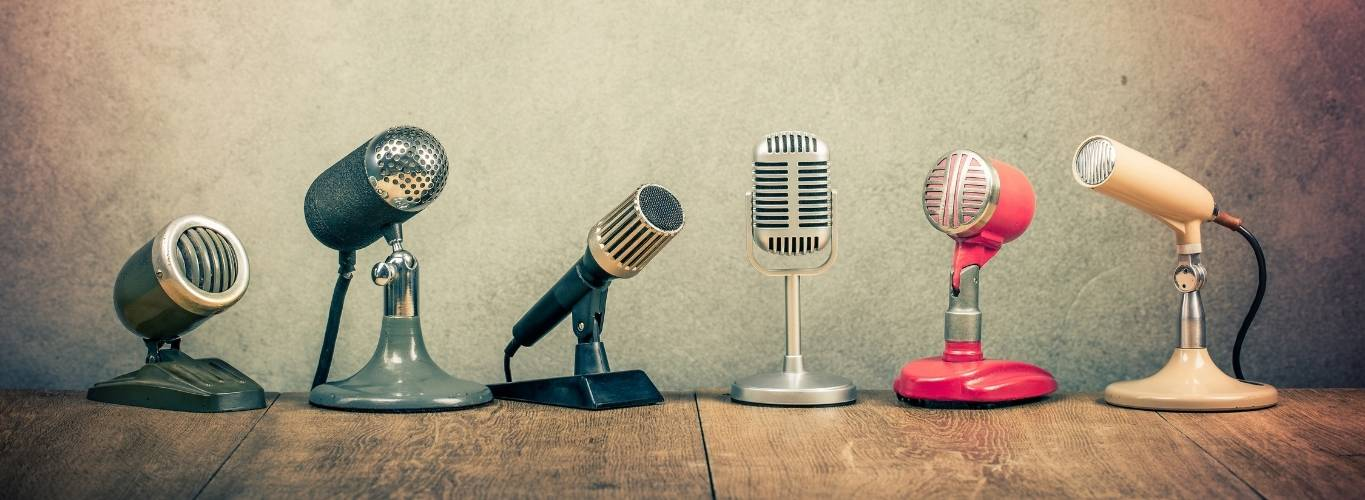 All Types of Microphones Explained