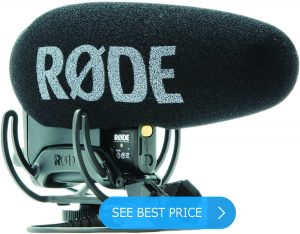 Rode VideoMic Pro+ Compact on-camera shotgun microphone