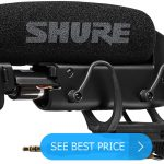 Shure VP83 LensHopper (Best shotgun mic for DSLR)