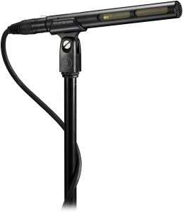 Audio-Technica AT875R Line/Gradient Shotgun Condenser Microphone